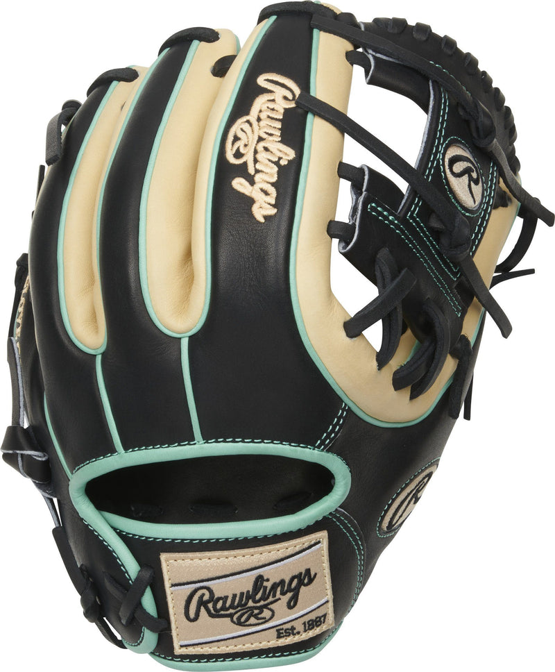 "Rawlings R2G Heart of the Hide 11.5"" Infield Baseball Glove: PROR314-2CBM"