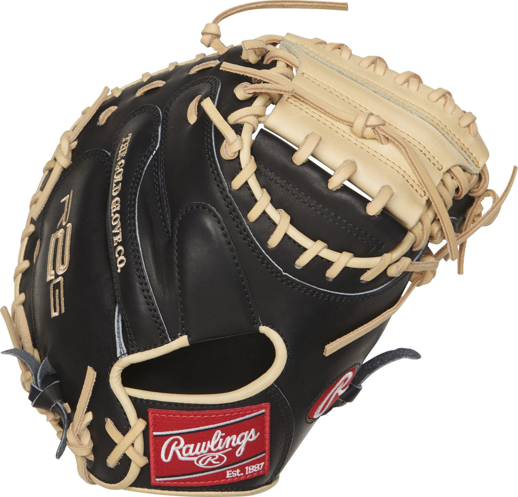 "Rawlings Heart of the Hide R2G 33"" Catcher's Mitt: PRORCM33-23BC"