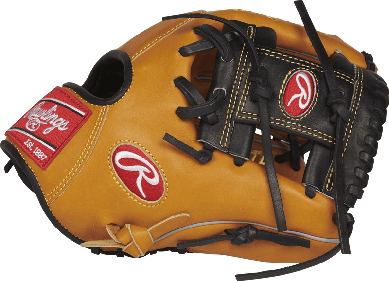 "Rawlings Pro Preferred PROS204-2RTB 11.5"" Baseball Glove"