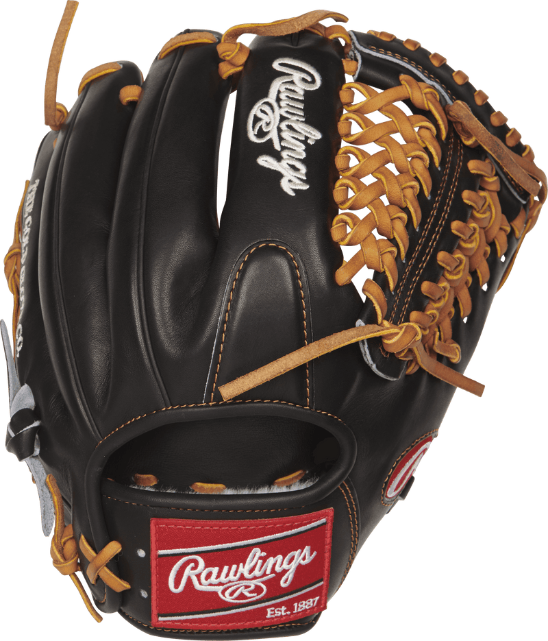 Rawlings Pro Preferred Trapeze Infield Pitchers Glove at headbangersports.com