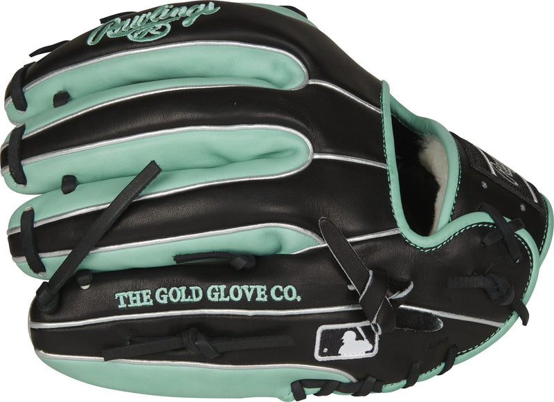 "2021 Rawlings Pro Preferred MINT 11.75"" Baseball Glove: PROS315-2BOM"