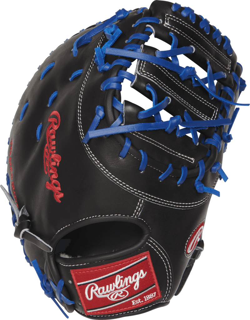 "2018 Rawlings Pro Preferred 12.75"" Anthony Rizzo First Base Mitt: PROSAR44 at headbangersports.com"