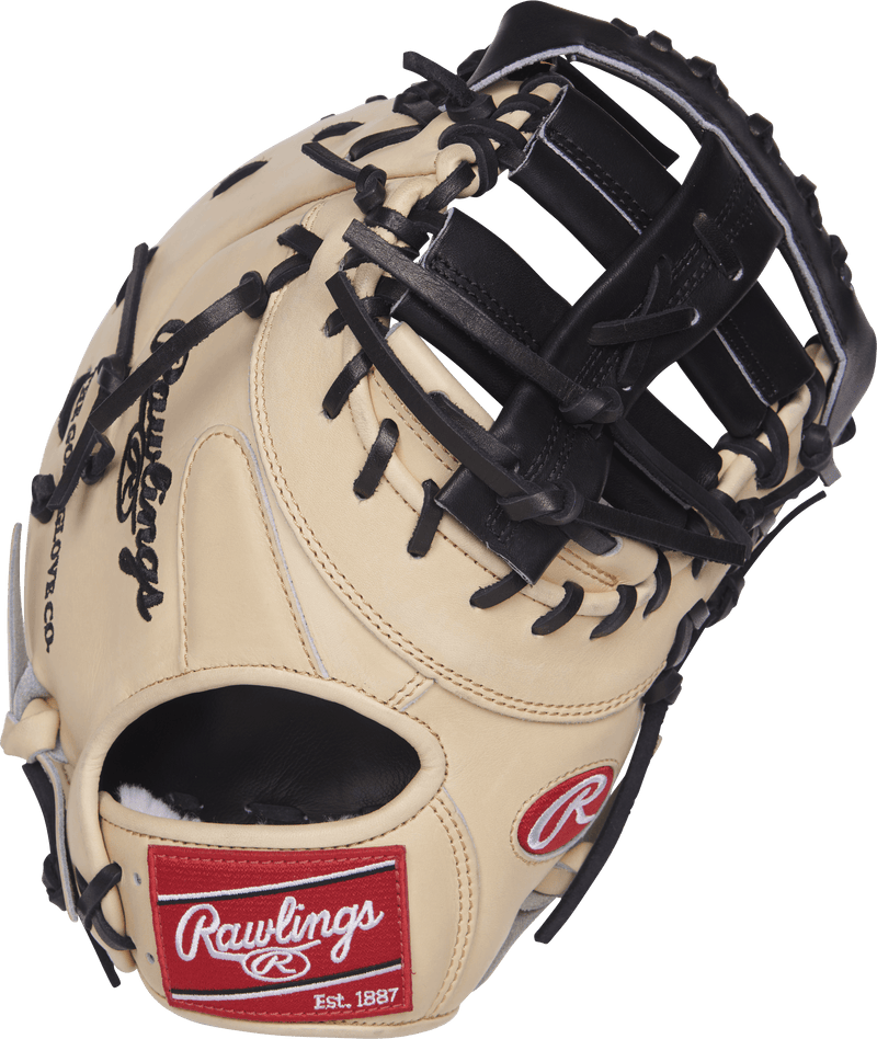 "Rawlings Pro Preferred PROSDCTC 13"" Baseball Firstbase Mitt at headbangersports.com"