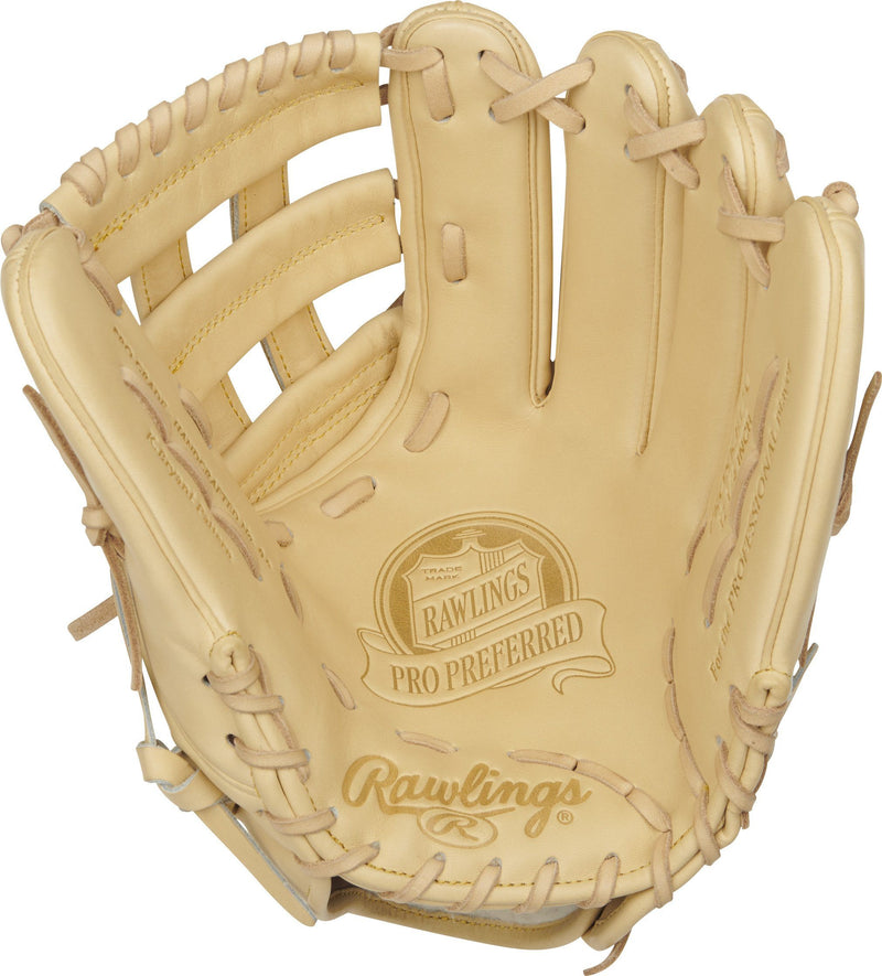 "2021 Rawlings Pro Preferred 12.25"" Kris Bryant GM Baseball Glove: PROSKB17C"
