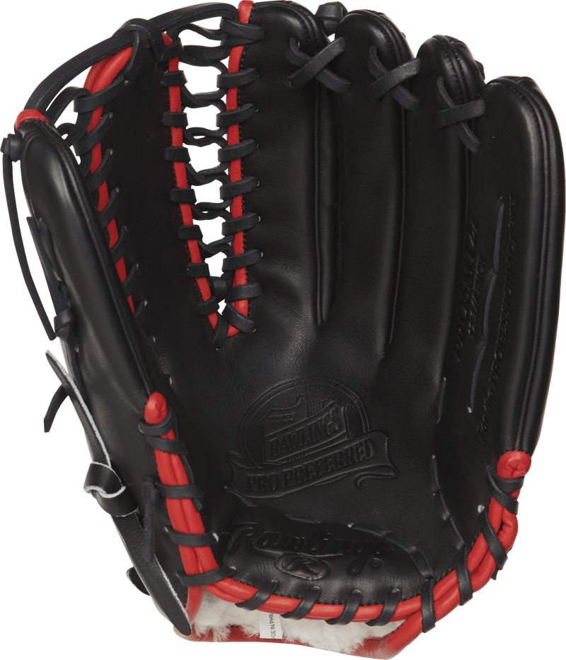 Mike Trout Game Day Baseball Glove at Headbangersports.com