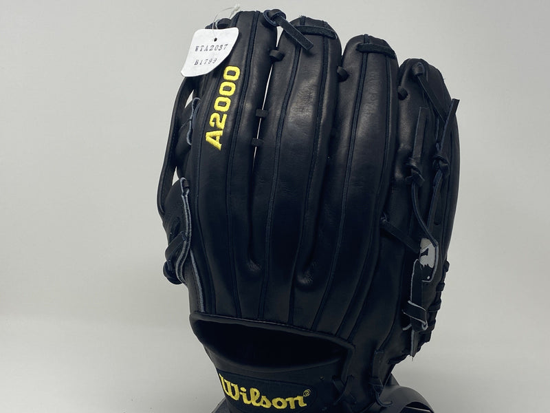 "Wilson A2000 12.75"" Player Series PRO STOCK Lefty Outfield Baseball Glove: 1799BL"