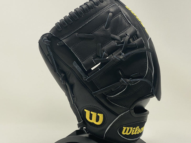 "Wilson A2000 12"" Player Series PRO STOCK Super Skin Lefty Pitchers Baseball Glove: B2"