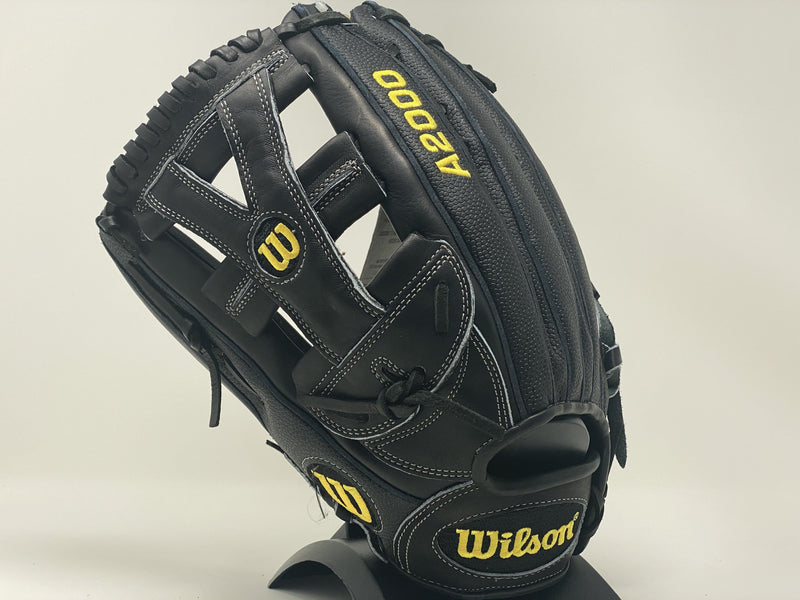"Wilson A2000 12.5"" Player Series PRO STOCK Super Skin Lefty Outfield Baseball Glove: YSS"