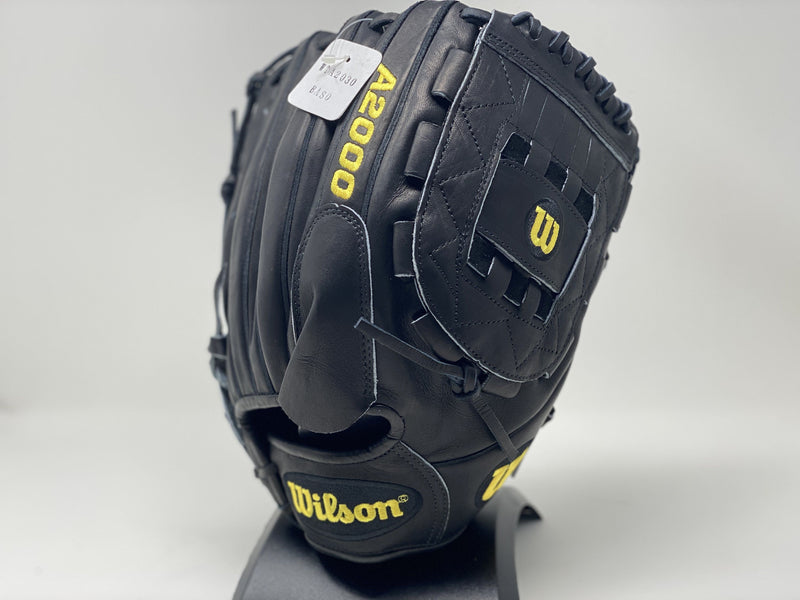 "Wilson A2000 12"" Player Series PRO STOCK Pitchers Baseball Glove: ASO"