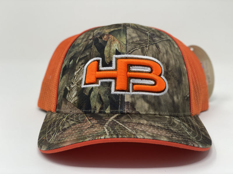 HB Sports Exclusive 694M | Mossy Oak® Trucker Mesh Flexfit: Rifle Season