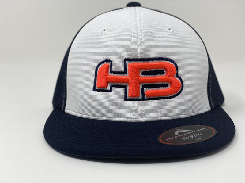 HB Sports Exclusive Pacific ES341 Premium Performance Trucker Flexfit Hat: Prospects