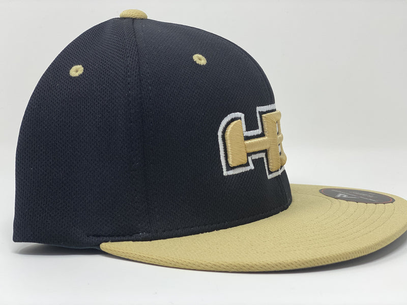 HB Sports Pacific ES342 Premium P-Tec Performance Flexfit Hat: Saints