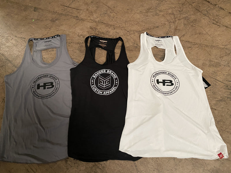 Marucci Women's HB & Banger Brand Relaxed Keyhole Tanks