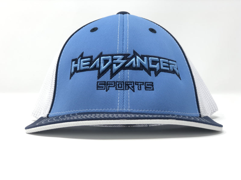 HB Exclusive Headbanger 404M Fitted Hat: HEEL Country