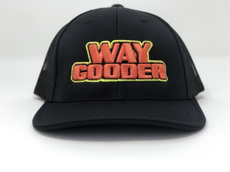 Way Gooder Exclusive Pacific 404M Flexfit Hat: HyperFusion at headbangersports.com