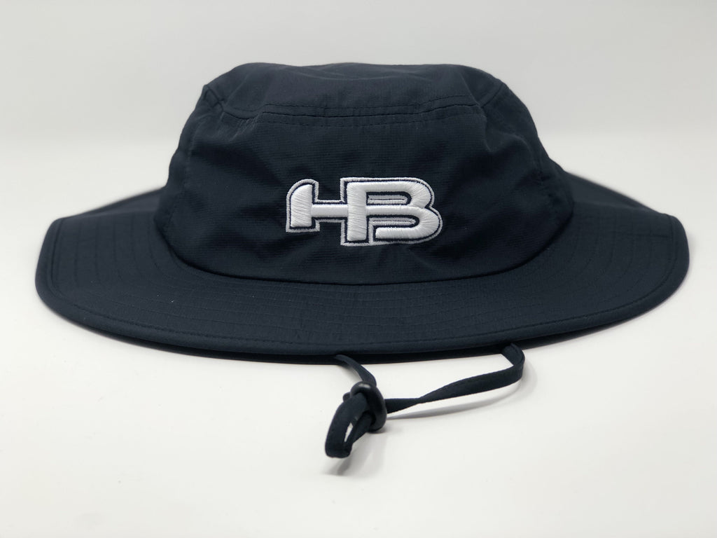 HB Sports Exclusive Pacific 1946 Boonie Bucket Cap: Navy