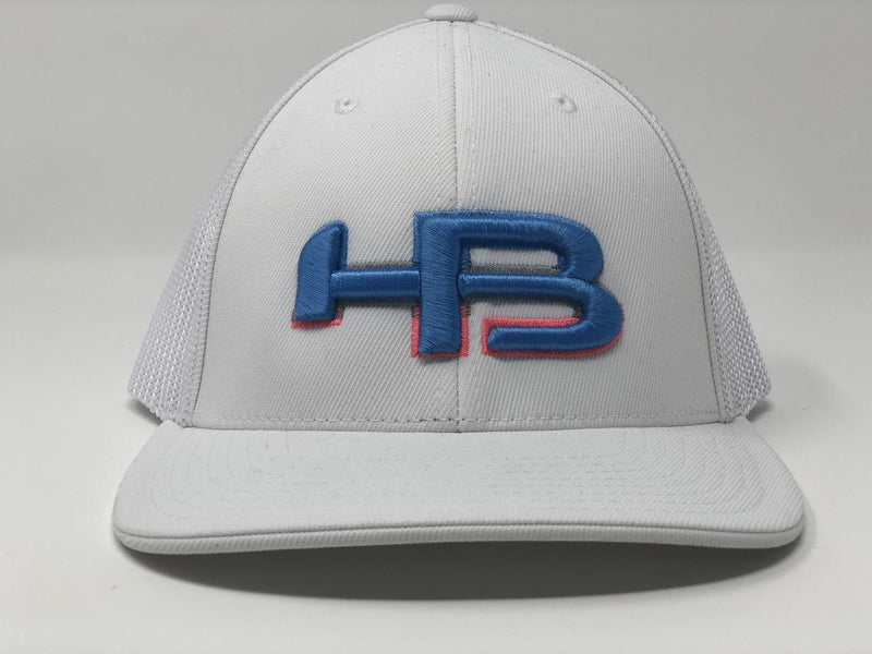 HB Exclusive 404M Fitted Hat: Simply Blink