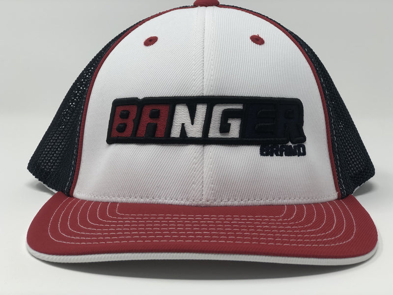 Banger Brand Exclusive 404M Fitted Hat: BANGER USA