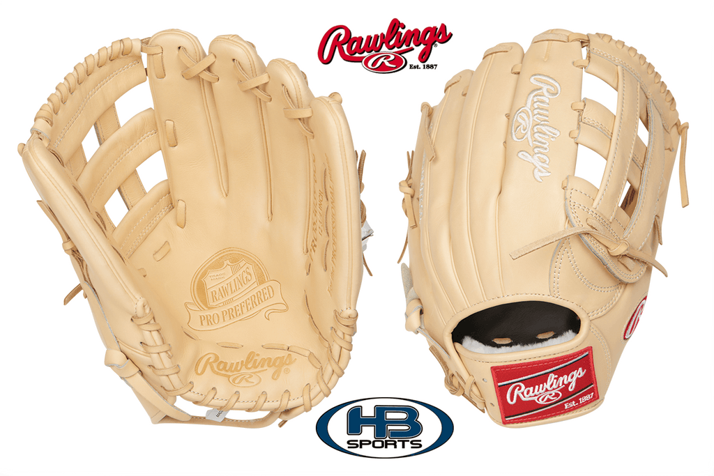 "Rawlings Pro Preferred 12.75"" Baseball Glove: PROS3039-6CC at headbangersports.com"