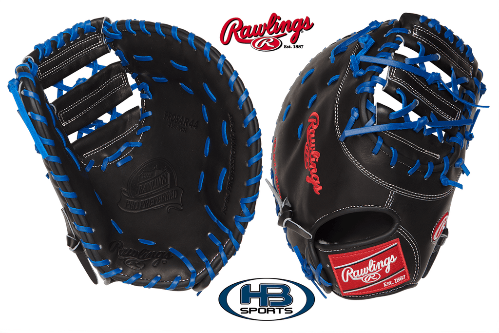"Rawlings Pro Preferred 12.75"" Anthony Rizzo First Base Mitt: PROSAR44 at headbangersports.com"