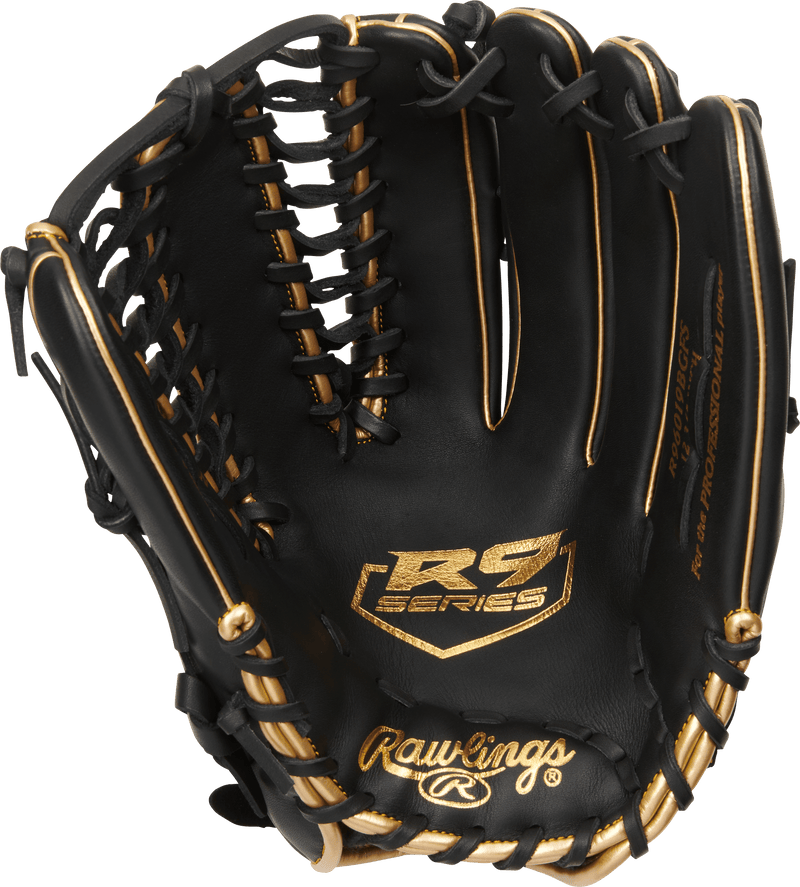 "Rawlings R9 12.75"" Outfield Baseball Glove: R96019BGFS"