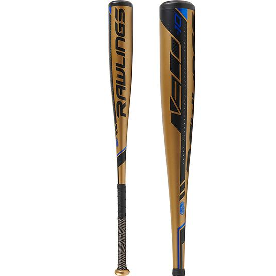 2019 Rawlings VELO (-10) USSSA Baseball Bat: UT9V10 at headbangersports.com