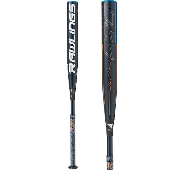 2020 Rawlings Quatro Pro (-10) End-Loaded Fastpitch Softball Bat: FPPE10 at headbangersports.com