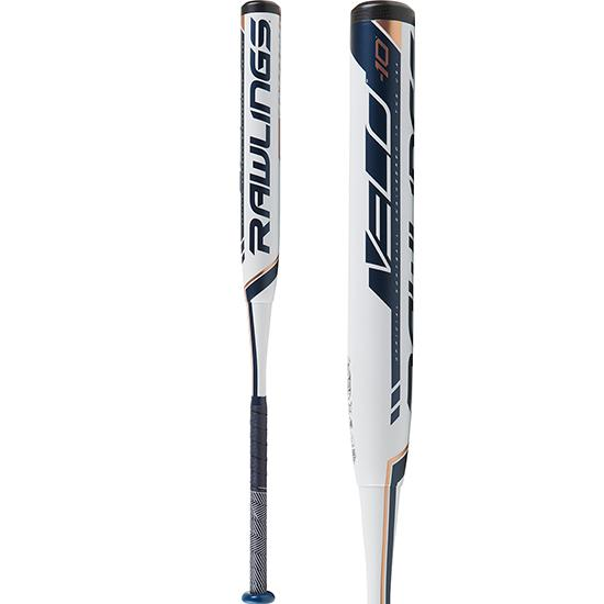 2019 Rawlings VELO (-10) Fastpitch Softball Bat: FP9V10 at headbangersports.com