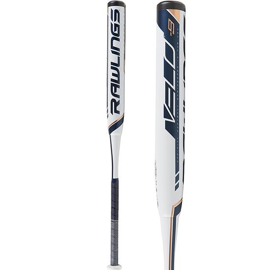 2019 Rawlings VELO (-9) Fastpitch Softball Bat: FP9V9 at headbangersports.com