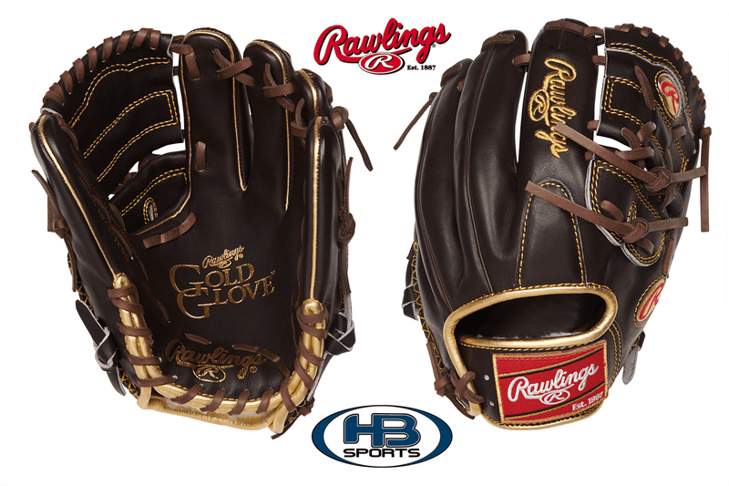 "Rawlings Gold Glove PRIMO 11.75"" Baseball Glove: RGG205-9MO at headbangersports.com"