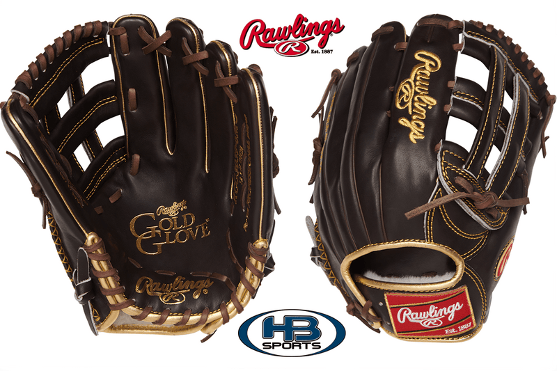 "Rawlings Gold Glove PRIMO 12.75"" Baseball Glove: RGG3039-6MO at headbangersports.com"