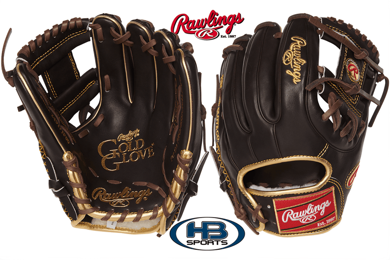 "2018 Rawlings Gold Glove PRIMO Mocha 11.5"" Narrow Fit Baseball Glove: RGG314-2MO at headbangersports.com"