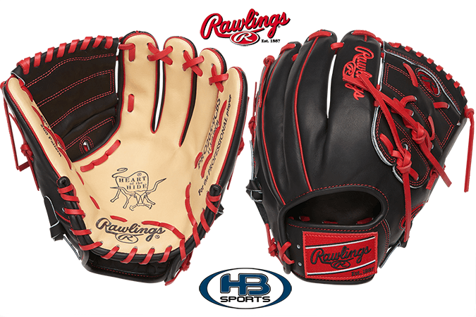 "Rawlings Heart of the Hide Color Sync 2.0 11.75"" Baseball Glove: PRO205-9CBS at headbangersports.com"