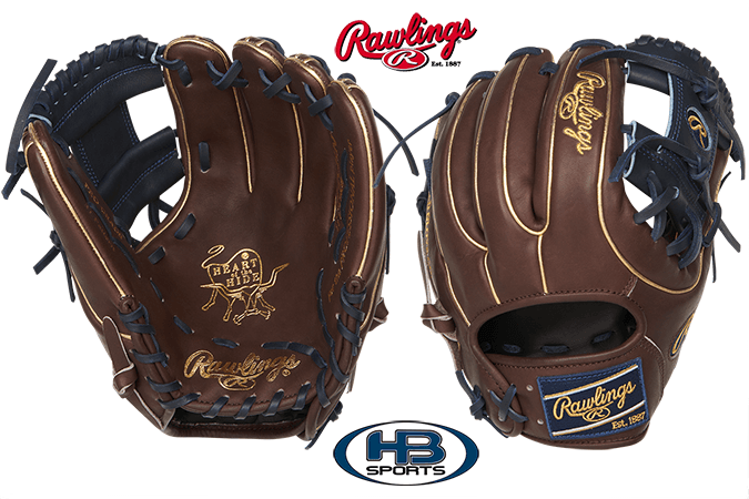 "Rawlings Heart of the Hide Color Sync 2.0 11.5"" Baseball Glove: PRO314-2CHN at headbangersports.com"