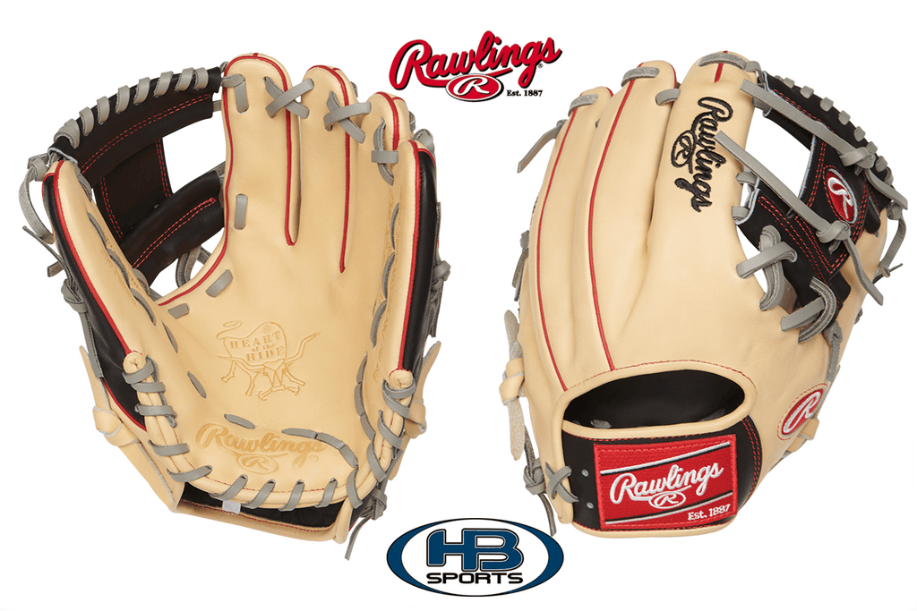 "2018 Rawlings Heart of the Hide 11.5"" Baseball Glove: PRO204-2CBG"