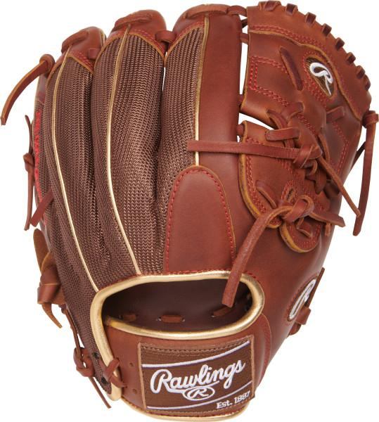 "Rawlings Heart of the Hide ColoSync 3.0 Mesh 11.75"" Baseball Glove: PRO205-9TIM"