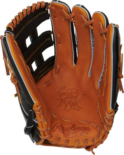 "Rawlings Heart of the Hide ColorSync 3.0 Mesh 12.75"" Baseball Glove: PRO3039-6TBZ"