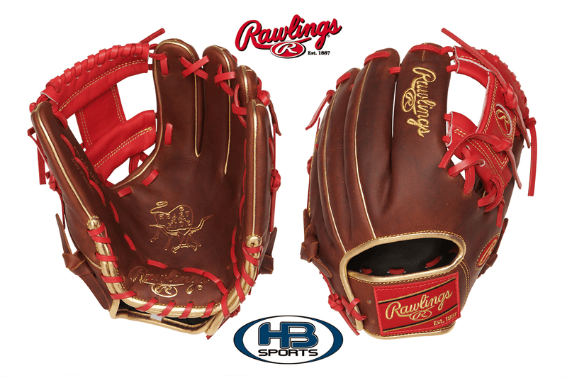 "Rawlings Heart of the Hide 11.5"" Baseball Glove: PRO205W-2CH at headbangersports.com"