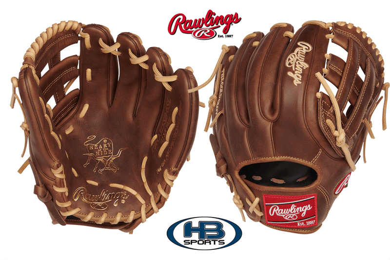 "Rawlings Heart of the Hide 11.75"" Fastpitch Softball Glove: PRO315SB-6SL"