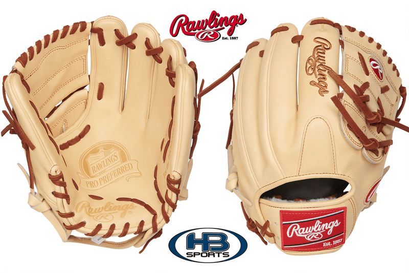 "Rawlings Pro Preferred 11.75"" Baseball Glove: PROS205-9CC at headbangersports.com"