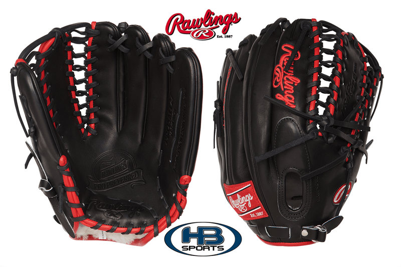 "Rawlings Pro Preferred Mike Trout 12.75"" Game Day Baseball Glove: PROSMT27"