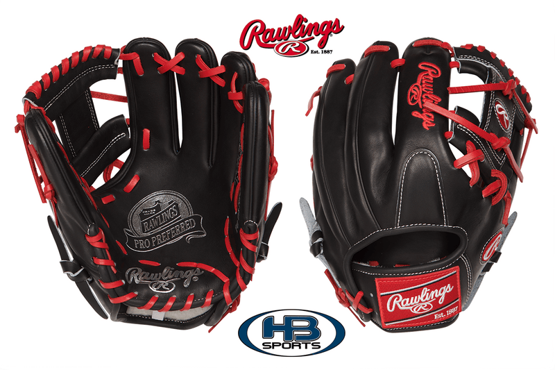 "Rawlings Pro Preferred 11.75"" Francisco Lindor Baseball Glove: PROSFL12 at headbangersports.com!"