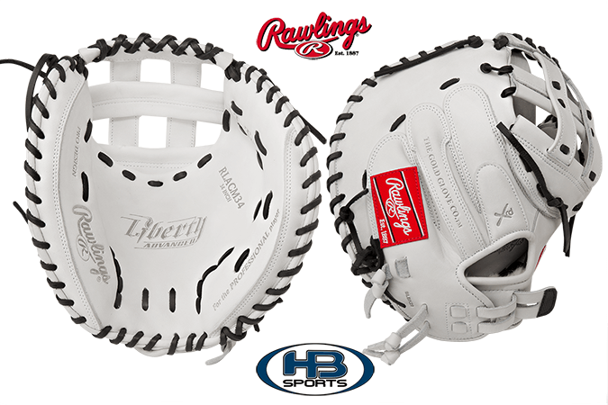 "Rawlings Liberty Advanced 34"" Fastpitch Catcher's Mitt: RLACM34"
