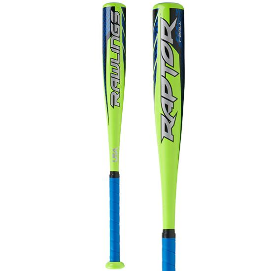 2020 Rawlings Raptor -12 USA Tee Ball Baseball Bat: TBZR12