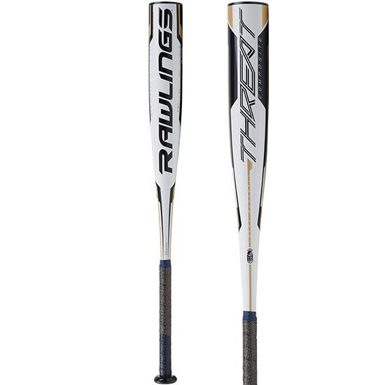 2020 Rawlings Threat (-12) Composite USSSA Baseball Bat: UTZT12