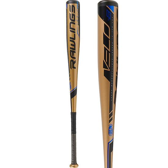 2019 Rawlings VELO (-8) USSSA Baseball Bat: UT9V8 at headbangersports.com