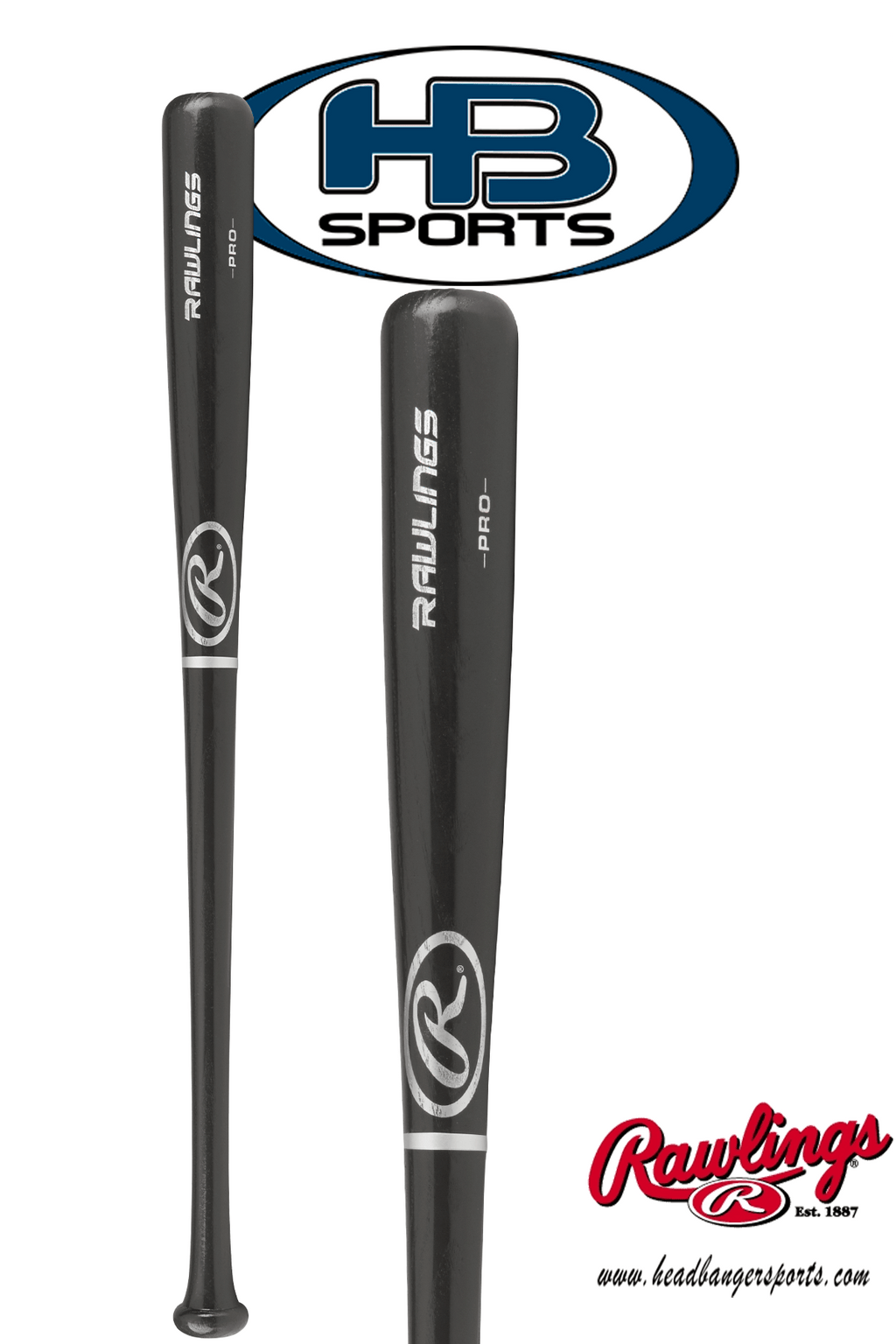 2018 Rawlings Adirondack Ash Wood Youth Baseball Bat: Y242G at headbangersports.com