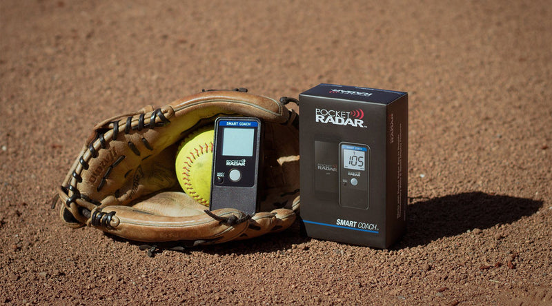 Pocket Radar Smart Coach Radar APP System: SR1100