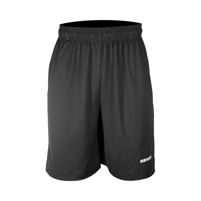 MARUCCI ADULT BASEBALL & SOFTBALL PERFORMANCE SHORTS (GRAY)
