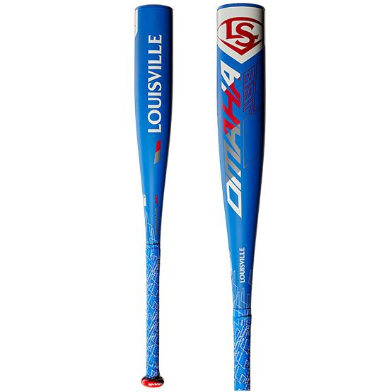 2019 Louisville Slugger Omaha 519 (-10) Junior Big Barrel Baseball Bat:  WTLSLO519J10